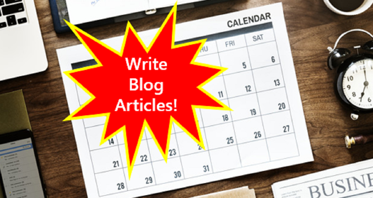 Quick Tips for Creating Your Blogging Calendar (and Why You Need One!)