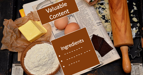 Do You Know These 9 Ingredients for Creating Valuable Written Content?